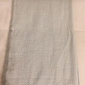 Athleta herringbone scarf